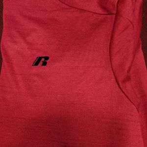 Russel DriPower 360 Athletic Men's Lg Red T Shirt